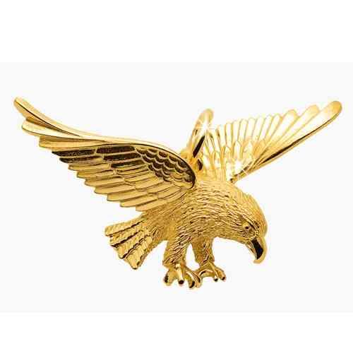 Goldanhänger  Gold Anhänger in 333/- Gold