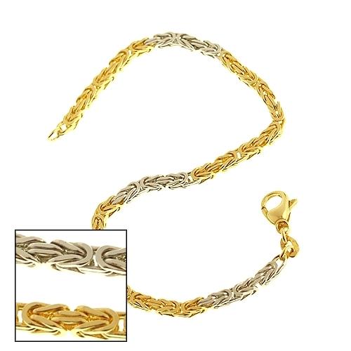 königs armband gold