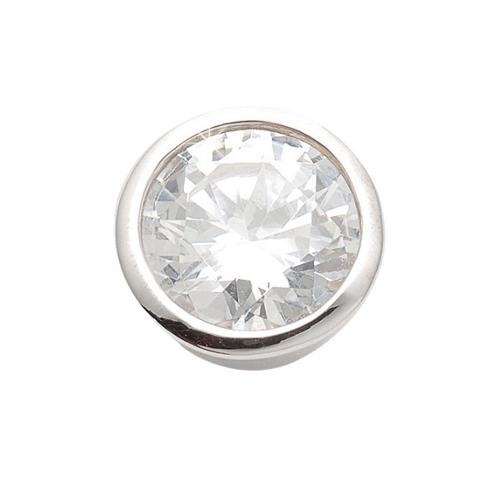 Silber anhanger zirkonia
